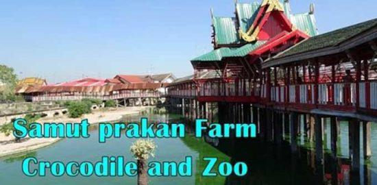 サムットプラカーン クロコダイルファーム&ズー(Samutprakarn Crocodile Farm & Zoo )