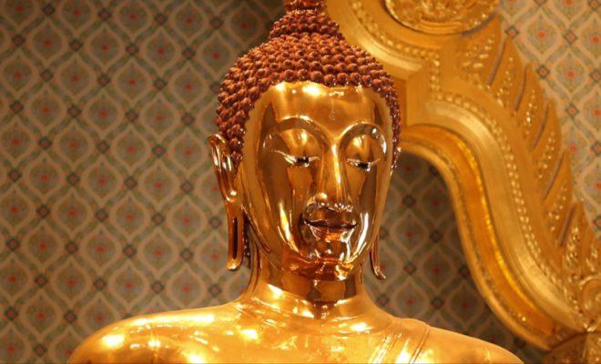 ワット・トライミット(Wat Trimit)