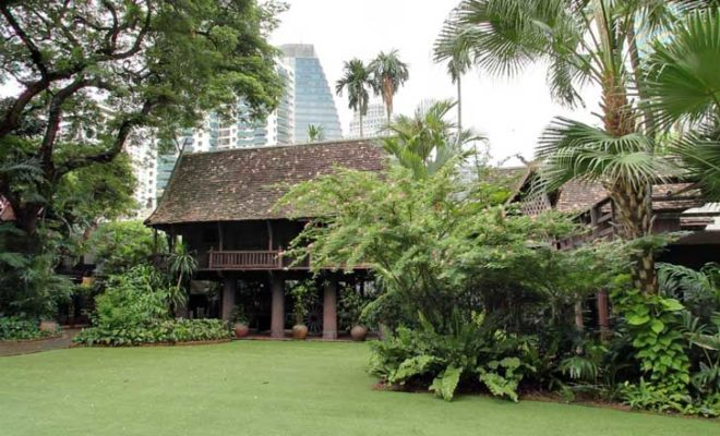 カムティエン夫人の家(Kamthieng House)