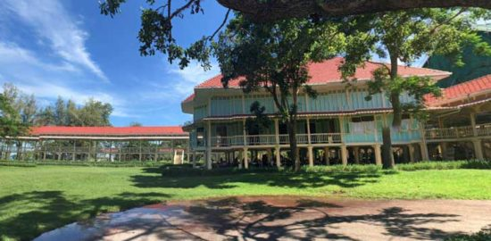 マルカッタイヤワン宮殿(Marukhathaivawaii Palace)