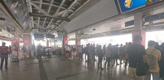 サイアム駅(Siam Station)