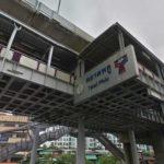 タラートプルー駅(Talat Phlu Station)