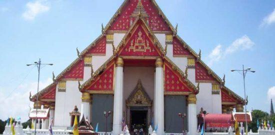 ヴィハーン・プラ・モンコン・ボピット(Viharn Phra Mongkol Bopit)