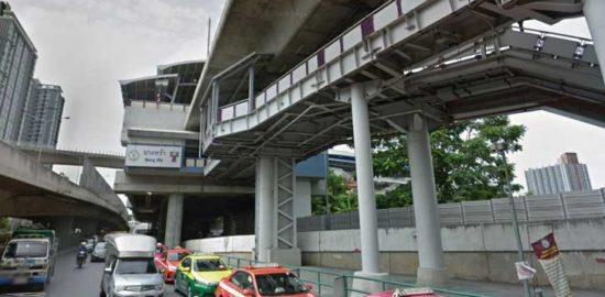 バーンワー駅(Bang Wa Station)