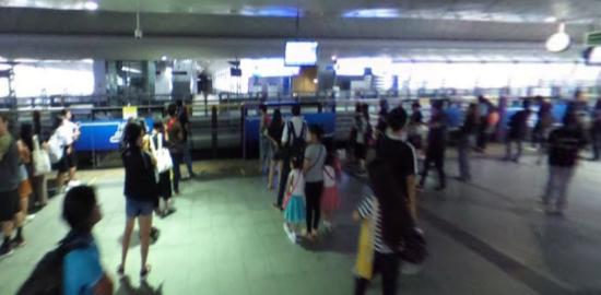 タオプーン駅(Tao Poon Station)