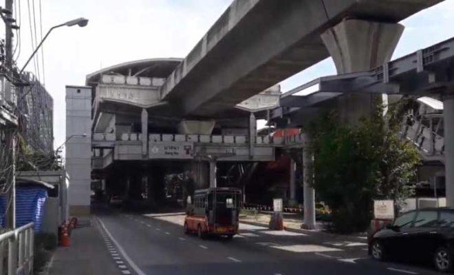 バンナー駅(Bang Na Station)