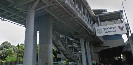 ウターカート駅(Wutthakat Station)