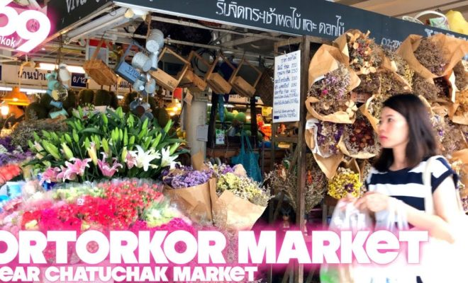 オートーコー市場(Or Tor Kor Market)
