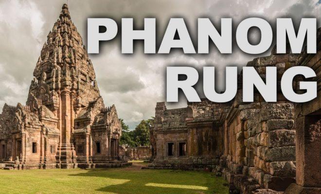 パノムルン歴史公園(Phanom Rung Historical Park)