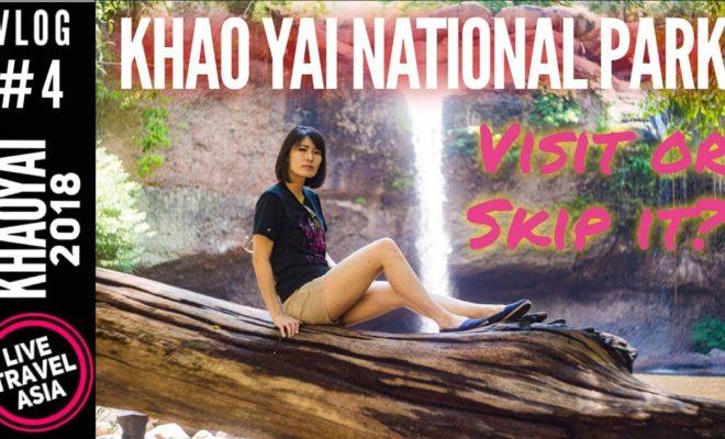 カオヤイ国立公園(Khao Yai National Park)
