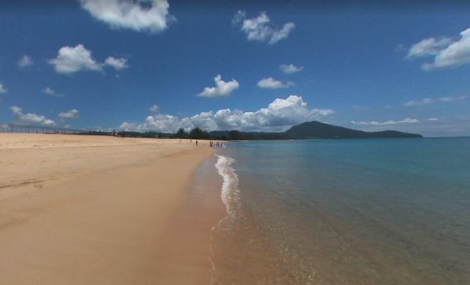 ナイヤンビーチ( Nai Yang Beach)