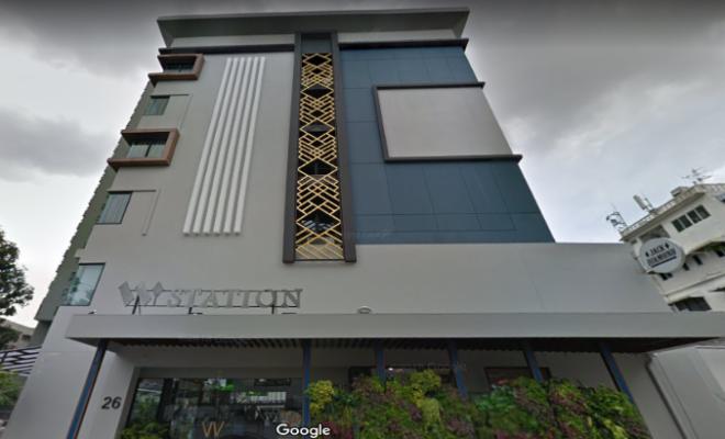 W ステーション(W Station hotel)