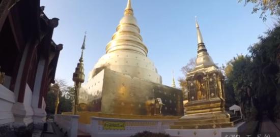 ワット・プラシン(Wat Phra Singh)