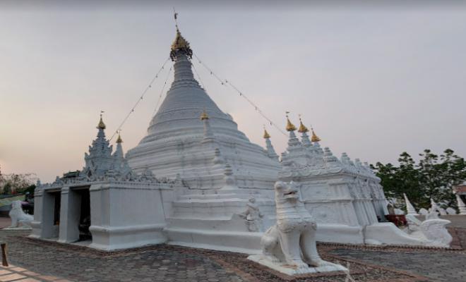 ワット・プラタート・ドイ・コンムー(Wat Phra That Doi Kong Mu)