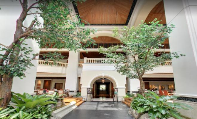 グランド ハイアット エラワン バンコク(Grand Hyatt Erawan Bangkok)