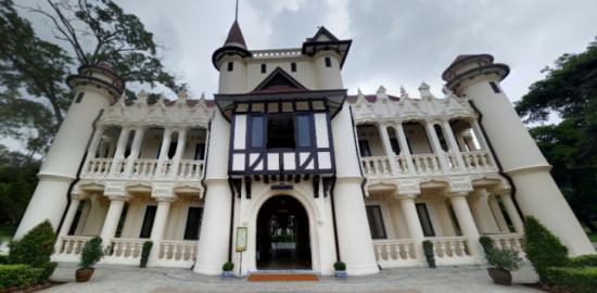サナーム・チャン宮殿(Sanam Chan Palace)