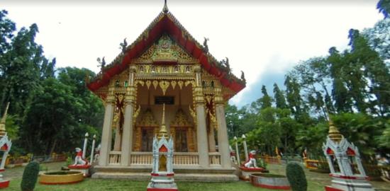 ヨター・ニミット寺院(Wat Yotha Nimit)