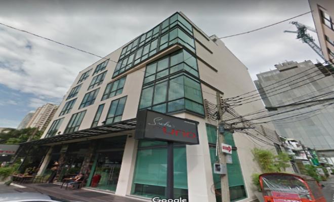 サチャズ ホテル ウノ(SACHA'S HOTEL UNO)
