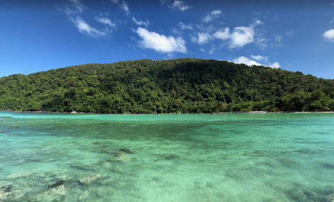 スリン諸島(Surin Island)