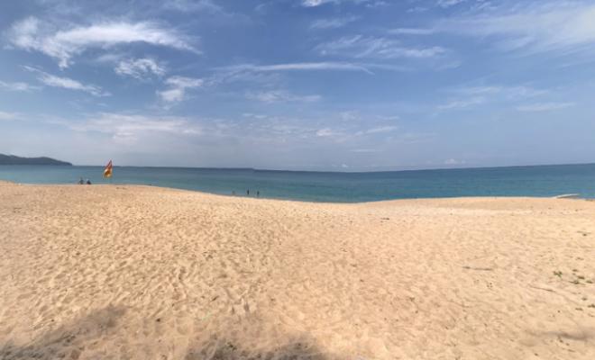 マイカオビーチ(Mai Khao Beach )