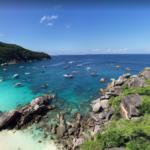 シミラン諸島(Mu Koh Similan National Park)