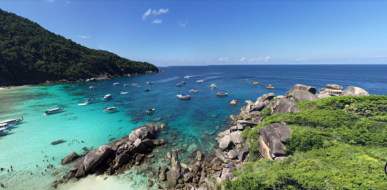 シミラン諸島(Mu Koh Similan National Park)