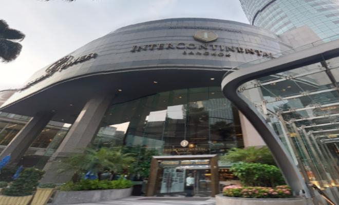 インターコンチネンタル バンコク(InterContinental Bangkok)