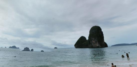 プラナーン・ビーチ(Phra Nang Beach)