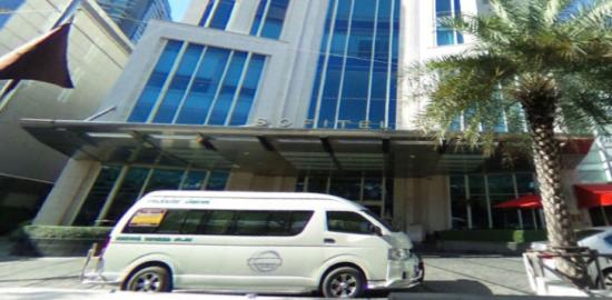 ソフィテル バンコク スクンビット ホテル(Sofitel Bangkok Sukhumvit)