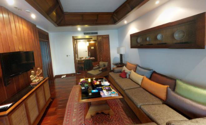 ラティ ランナー リバーサイド スパ リゾート(Ratilanna Riverside Spa Resort Chiang Mai)