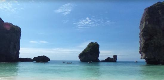 ピピ諸島(Mu Ko Phi Phi)