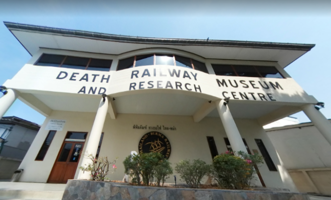 泰緬鉄道博物館(Thailand Burma Railway Centre)