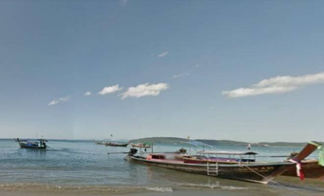 アオナン・ビーチ(Ao Nang Beach)