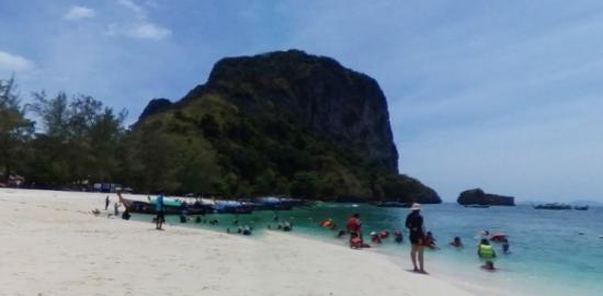 ポダ島(Ko Poda)