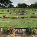 チョンカイ共同墓地(The Chong-Kai War Cemetery)