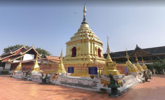 ワット・ムーン・グン・コーン(Wat Mueng Nguen Kong)