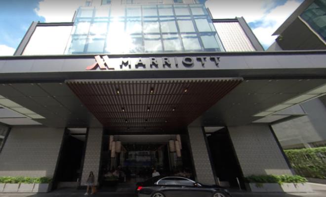 バンコク マリオット ホテル ザ スラウォン(Bangkok Marriott Hotel The Surawongse)