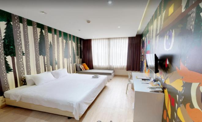 ビート ホテル バンコク(Beat Hotel Bangkok)