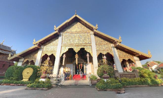 ワット・プラタート・ハリプンチャイ(Wat Phrathat Hariphunchai)