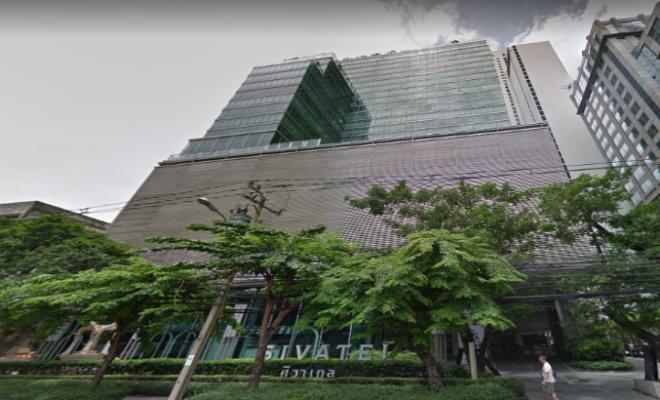 シバテル バンコク(Sivatel Bangkok Hotel)