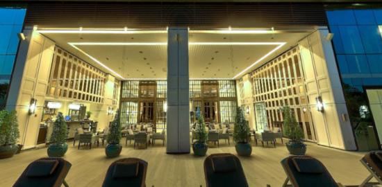 ザ アテネ ホテル ア ラグジュアリー コレクション ホテル バンコク(The Athenee Hotel A Luxury Collection Hotel Bangkok)