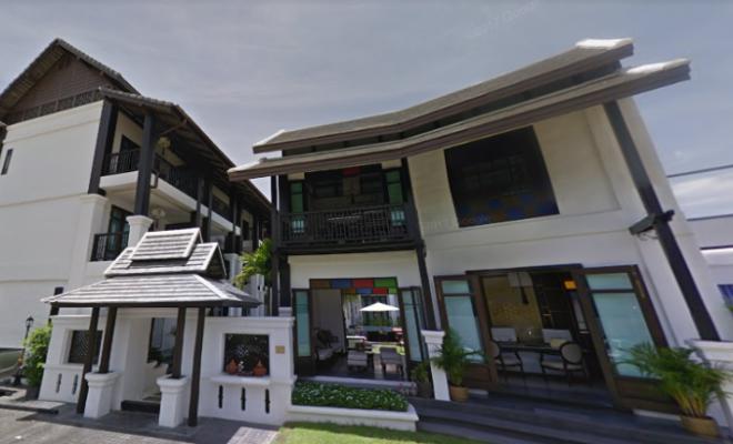 タイ アカラ ランナ ブティック ホテル(Thai Akara - Lanna Boutique Hotel)