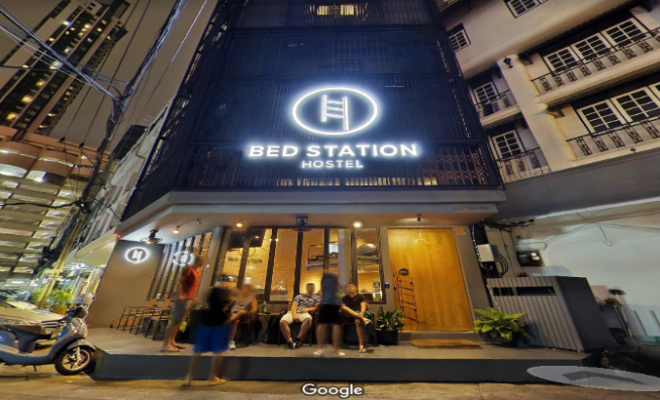 ベッド ステーション ホステル(Bed Station Hostel)