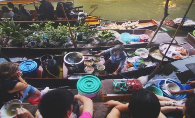 タイでの長期滞在について