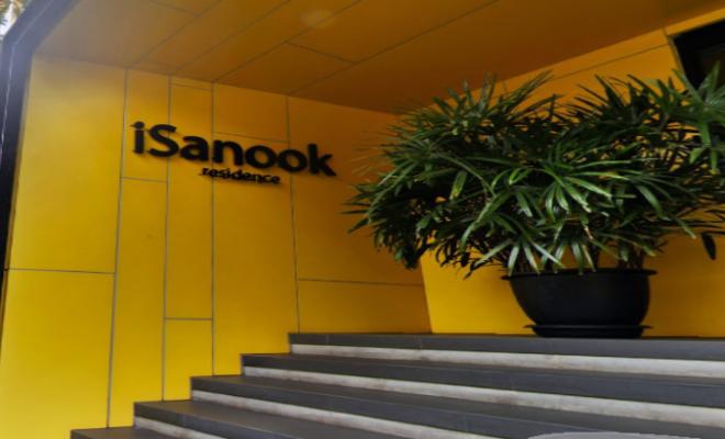 アイサノック レジデンス(Isanook Bangkok)