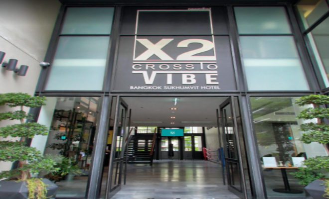 X2 バイブ バンコク スクンビット(X2 Vibe Bangkok Sukhumvit)